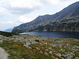 Sentymentalne jeziora bieszczadzkie