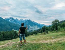 Wspaniały wypoczynek w górach
