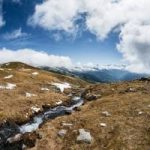 Szampański sylwester  tylko w górach